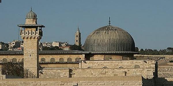 Dampak Corona Masjid Al Aqsa Ditutup Selama Ramadhan Nasional