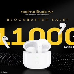 realme Buds Air Sold Out